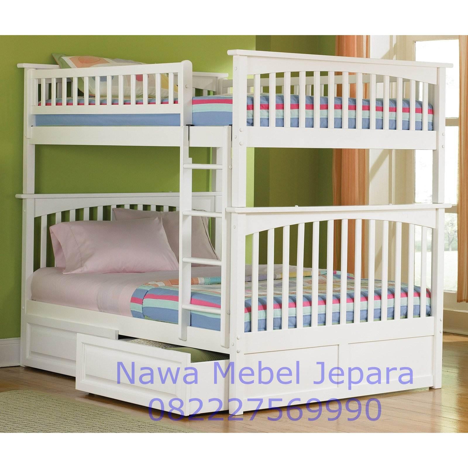 Kamar Tidur Tingkat Minimalis Duco