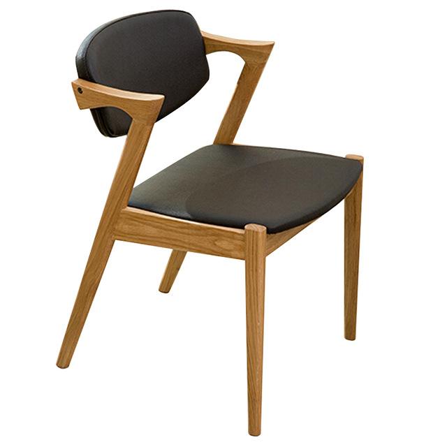 Kursi Cafe makan Modern Skandinavia Minimalis