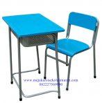 Set Meja Kursi Sekolah modern