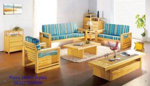 Set Ruang Tamu Minimalis Modern