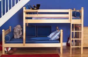 Tempat Tidur Anak Tingkat Parallel