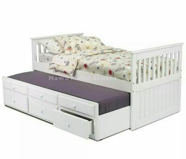 Harga Kamar Tidur Anak Sorong Dengan Laci