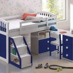 Tempat Tidur Tingkat Anak Model Unik