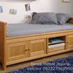 Tempat Tidur Unik Laci Kotak Under Bed