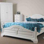 Set Kamar Tidur Minimalis Duco Putih