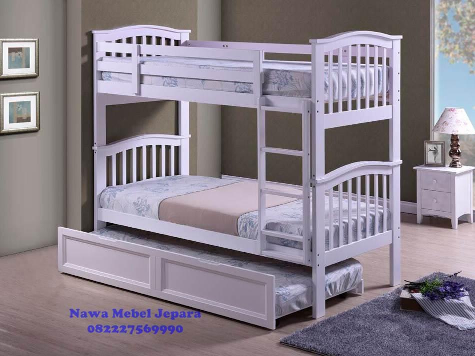 Tempat Tidur Tingkat Anak Laki Laki Susun