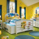 kamar-set-spongebob-anak-150x150 Set Kamar Tidur Minimalis Modern Terbaru Untuk Tempat Tidur Utama 2017