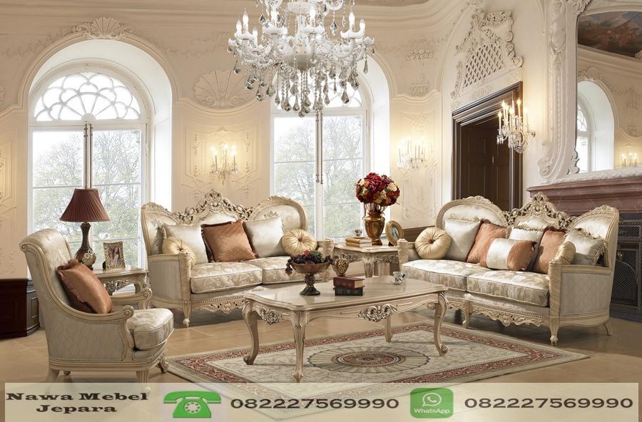Jual Set Sofa Ruang Tamu artis mewah