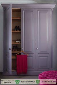 Lemari Pakaian Minimalis 3 pintu