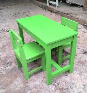 Meja Kursi TK Taman Kanak Kanak Warna Terbaru 2017