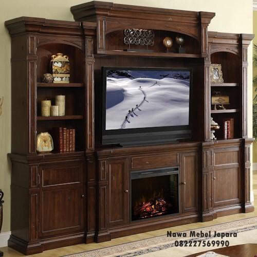 desain Bufet Tv Lemari Minimalis Ruang Tamu Minimalis Terbaru