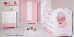 Set Kamar Bayi Minimalis terbaru
