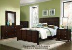 Set Tempat Tidur Minimalis Terbaru