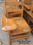 Meja Kursi Sekolah Jati Terbaru