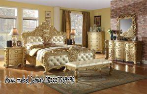 Kamar Set Mewah Gold