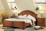 Model Tempat Tidur Minimalis Jati