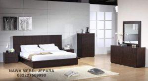 Set Tempat Tidur Minimalis NM-439