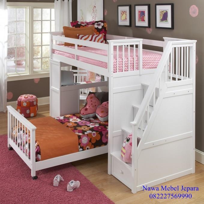Kamar Tidur Anak Tingkat Minimalis