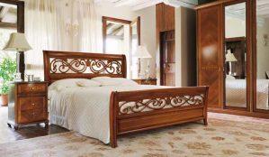 Kamar Tidur klasik Ukir Minimalis