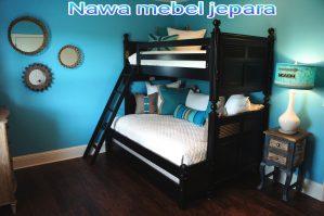 Jual Tempat Tidur Tingkat Modern