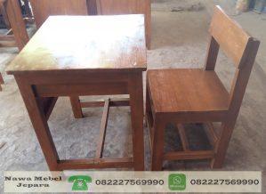 Meja Kursi Sekolah Single Terbaru Untuk Sd Smp Sma