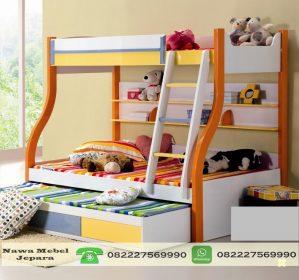 Tempat Tidur Anak Unik Terbaru