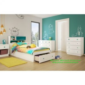 Set Kamar Tidur Anak Minimalis Duco