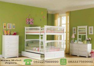 Set kamar Tidur Anak Perempuan Sorong