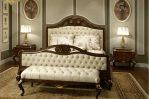 Tempat Tidur Mewah Elegan Terbaru