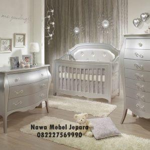 Box Tempat Tidur Bayi Mewah